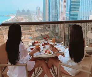 best friend, girls, and lifestyle image