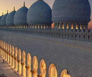 architecture, muslim, and مَسجَد image