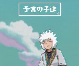 ero sennin, legendary sannin, and jiraiya image