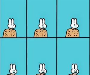 angry, bunny, and hq image