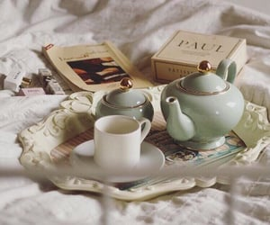 tea, aesthetic, and teapot image