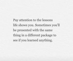 words important lessons and life learn quote image