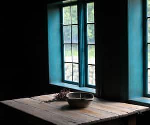 blau, einsam, and Ideen image