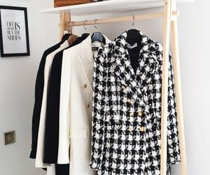 dressing, fashion, and jacket image