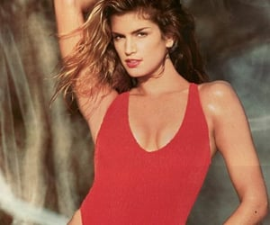 1980s, cindy crawford, and swimsuit image