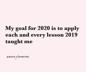 2020, self love, and new year resolutions image