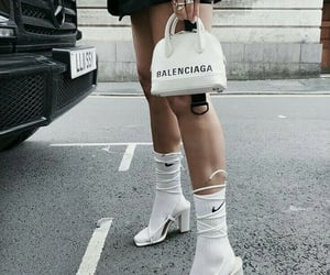 fashion, nike, and Balenciaga image