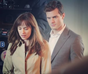 forever, christian grey, and christasia image