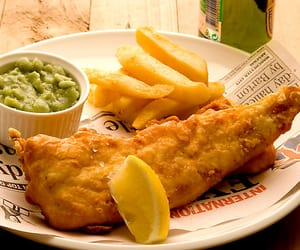 british, chippy, and eat image