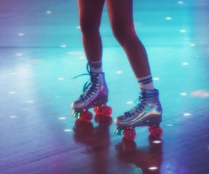 disco and skates image