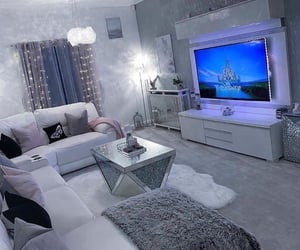 living room, home, and cozy image