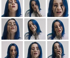 aesthetic, billie, and when the party's over image