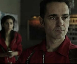 berlin, pedro alonso, and money heist image