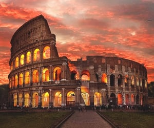 rome, city, and italy image