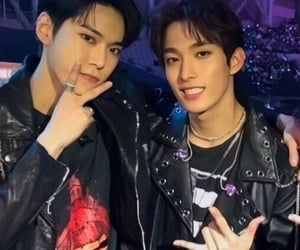 boy, doyoung, and kpop image