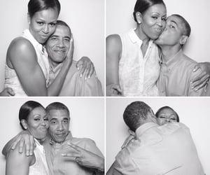 love, michelle obama, and barack obama image