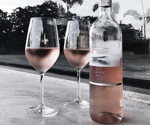 rose gold and drink image