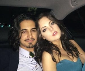 avan jogia, liz gillies, and victorious image