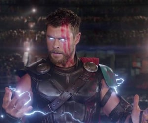 Marvel, thor, and awesome image