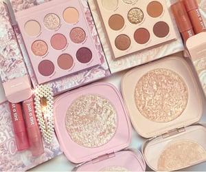 eyeshadow, girls, and glam image