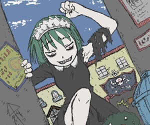 animecore, maidcore, and iya the maid image