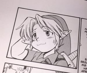 aesthetic, b&w, and link image