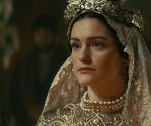 fashion, medieval, and princess image