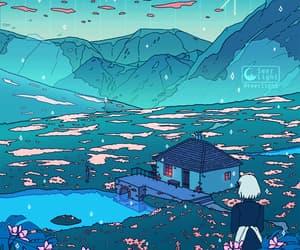 gif, anime, and studio ghibli image