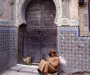 aesthetic, marrakesh, and africa image