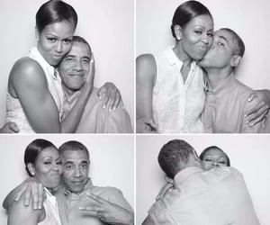 barack obama, michelle obama, and power couple image