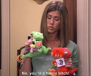 rachel green, tv, and friends image