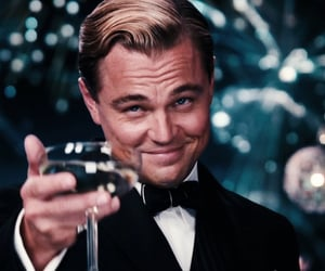 the great gatsby and jay gatsby image