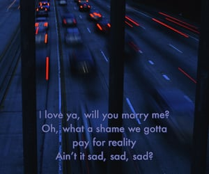 Lyrics, messages, and song image