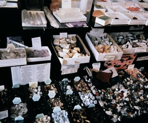 35mm, aesthetic, and crystals image