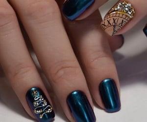 christmas and nails image