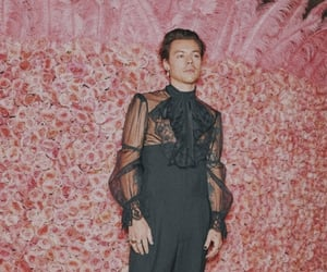 Harry Styles, met gala, and one direction image