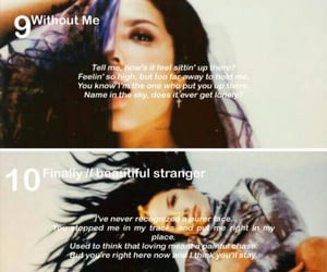quotes, song, and halsey image