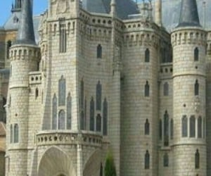 architecture, castle, and castles image