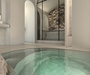 pool, style, and architecture image