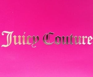 designer, juicy couture, and pink image