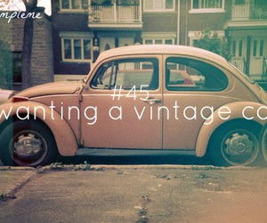 old, tumblr, and vintage car image