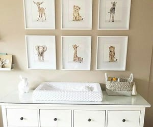 baby, baby girl, and decor image