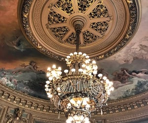 architecture, chandelier, and interior image