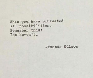 exhausted, when, and possibilities image