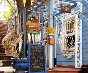 cafe, cay, and istanbul image