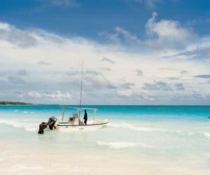 boat, oceania, and Island image