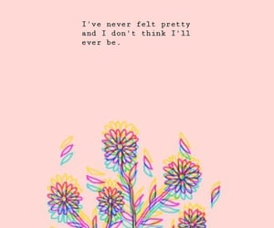 deep, Not Pretty, and quotes image
