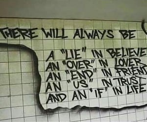 belive, if, and lie image