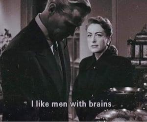 quotes, men, and brain image