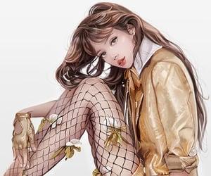 lisa, fan art, and kpop image